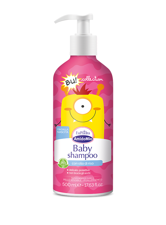 Baby Shampoo - BU! Collection