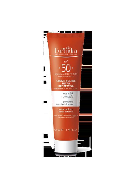 Crema Solare Ultraprotettiva 50+