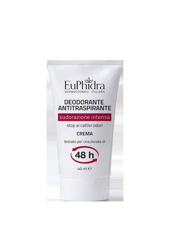 Antitraspirante Crema