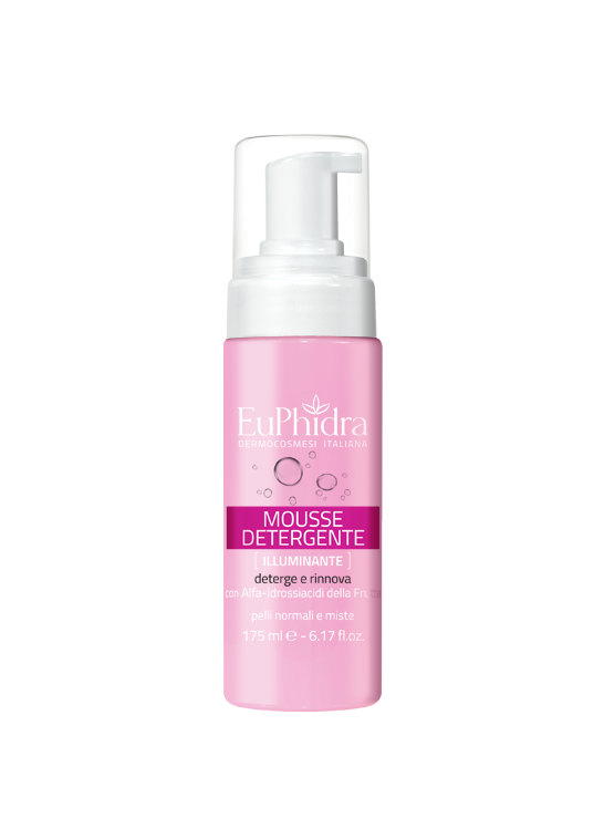 CLEANSING MOUSSE - BRIGHTENING