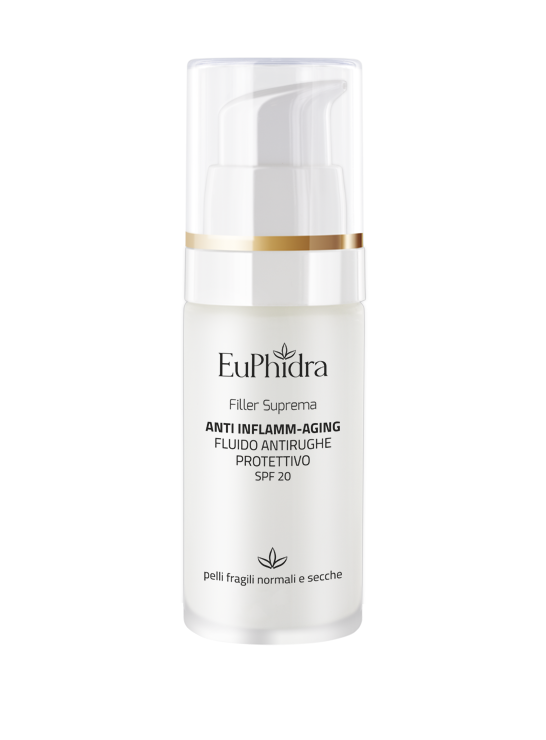 Anti inflamm-aging fluido antirughe protettivo SPF20