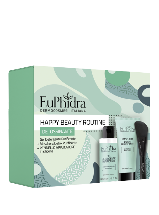 Happy Beauty Routine Detossinante