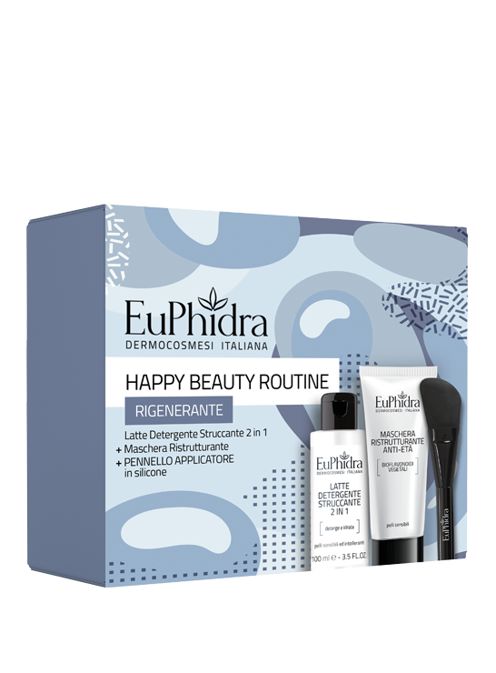 Happy Beauty Routine Rigenerante