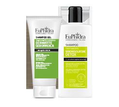 Shampoo e balsamo specifici